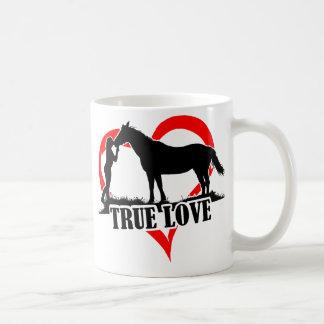 True Love (Horse) Coffee Mug