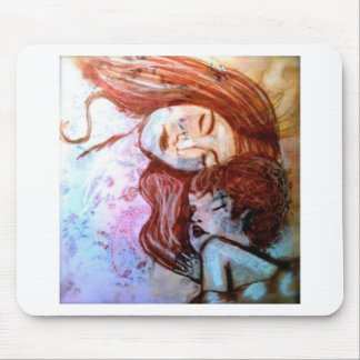 True Love Is That Of Mother for Child Mouse Pad