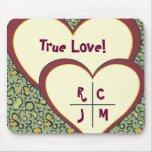 True Love! Mouse Pad