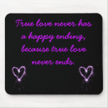 True Love Mousepad