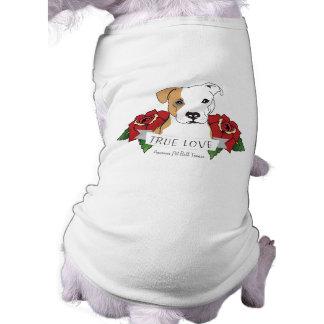 True Love Pit Bull T-Shirt