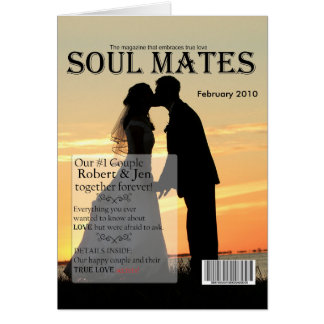 True Love Place holder, Soul Mates Magazine 1, ... Card