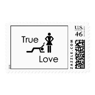 True Love Stamps