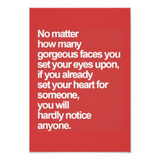 TRUE LOVE QUOTES HOW MANY GORGEOUS FACES SET YOUR CARD