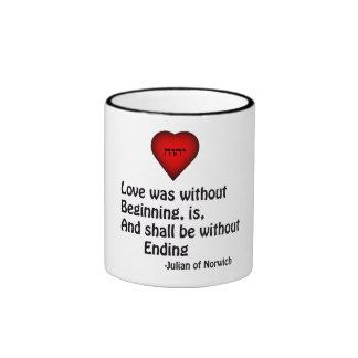True Love Ringer Mug