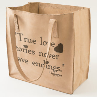 TRUE LOVE STORIES TOTE