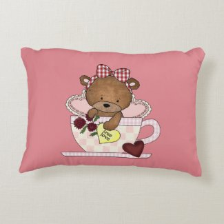 Pink and Lovely Accent Pillows