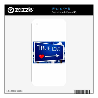 True Love This Way Skins For The iPhone 4