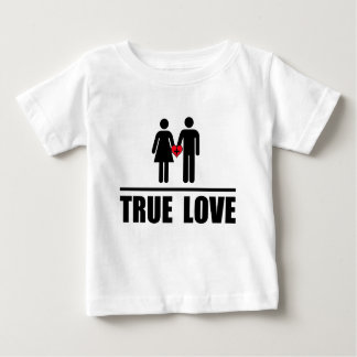 True Love Traditional Marriage Baby T-Shirt