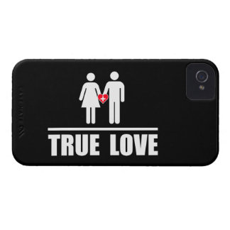 True Love Traditional Marriage iPhone 4 Case