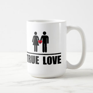 True Love Traditional Marriage Coffee Mug