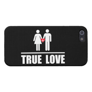 True Love Traditional Marriage iPhone 5 Cover