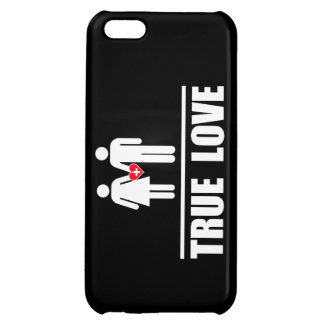 True Love Traditional Marriage iPhone 5C Cases