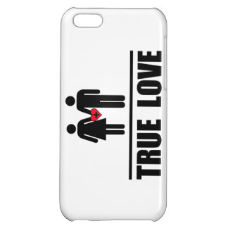 True Love Traditional Marriage Cover For iPhone 5C