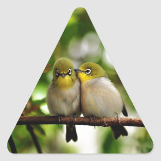 True Love Triangle Sticker