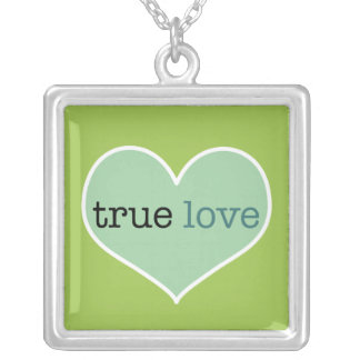 True Love | Valentine's Day Necklace for Her