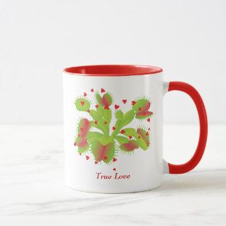 True Love Venus Flytrap Mug