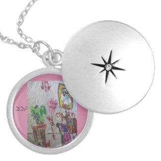 true love wait locket necklace