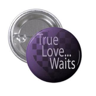 TRUE love waits, TRUE love waits Button
