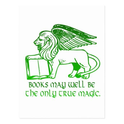 True Magic Post Cards