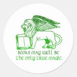 True Magic Sticker