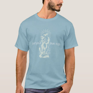 True North Woman & Anchor T-Shirt