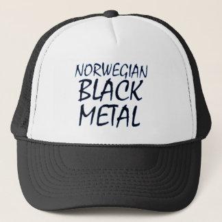 True Norwegian Black Metal Trucker Hat
