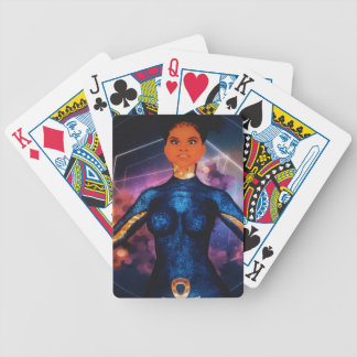 true_nubia_mascot1 bicycle playing cards