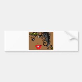 True Nubia Network Bumper Sticker