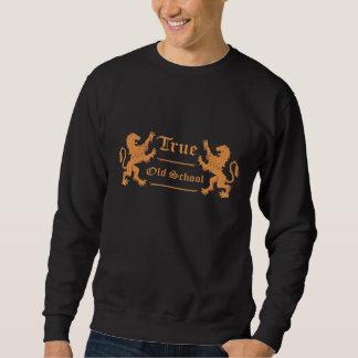 True Old School - Heraldic Lions Sweatshirt