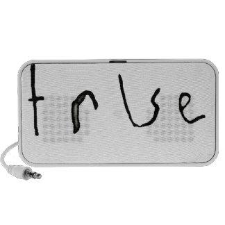 True or False Speaker