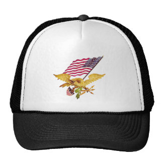 TRUE PATRIOTS DEFEND THE CONSTITUTION TRUCKER HAT