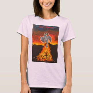 True Phoenix women's baby doll tee