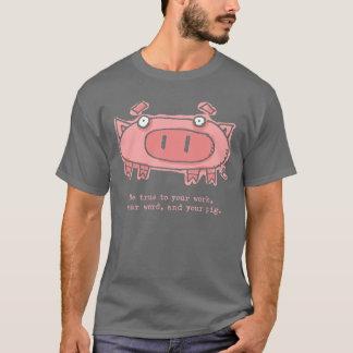 True Pig T-Shirt