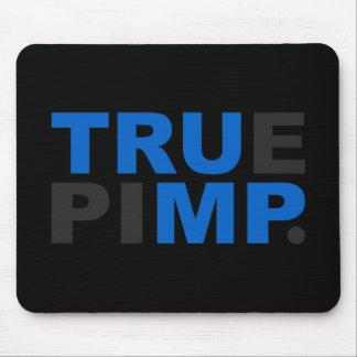 true pimp mouse pad