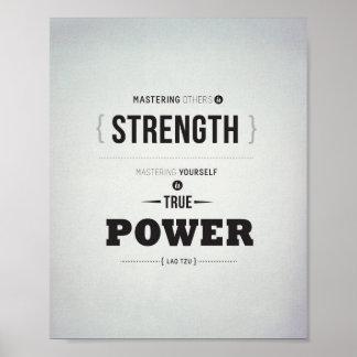 True Power - 8 x10 Art Print