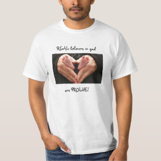 TRUE PRO-LIFE T-Shirt