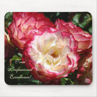 True Professional Excellence Assistant gifts Roses Mouse Pad