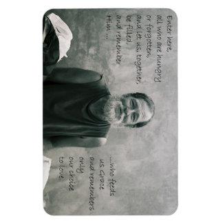 True Religion Rectangular Photo Magnet