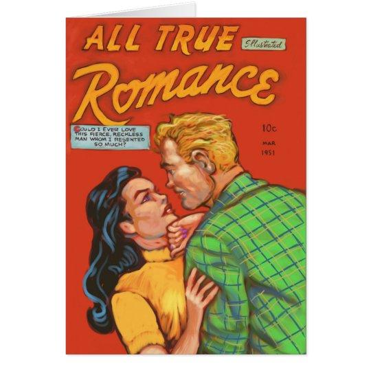 True Romance Card