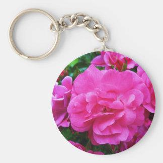True Rose Keychain