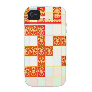 TRUE Saffron Color OM MANTRA Graphic Design Navin iPhone 4/4S Case