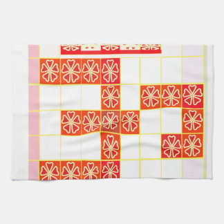TRUE Saffron Color OM MANTRA Graphic Design Navin Towel
