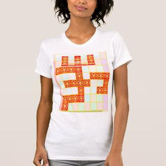 TRUE Saffron Color OM MANTRA Graphic Design Navin T-Shirt