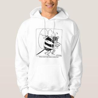 True Source Of Bee's Wax Hoodie