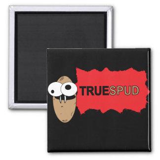 True Spud Magnet