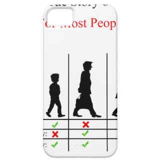 True Story Of Life iPhone SE/5/5s Case