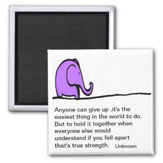 TRUE STRENGTH MAGNET