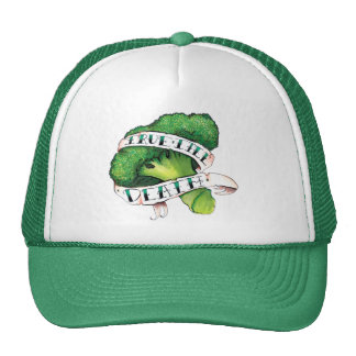 True Till Death Hats