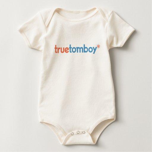 True Tomboy Baby Bodysuit